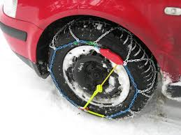 Big Bear Snow Chains For Most Sizes | Sales & Installation