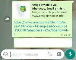Detalles únicos Para El Amigo Invisible Que Una Bonita Tradición No Se Convierta En Un Problema Foto Facebook Mercado De Ejemplos De Cartas Para Amigos Invisibles