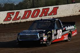 100 Nascar Truck Race Results Kyle Larson Opposed To Mooted NASCAR Cup Series Race At Eldora