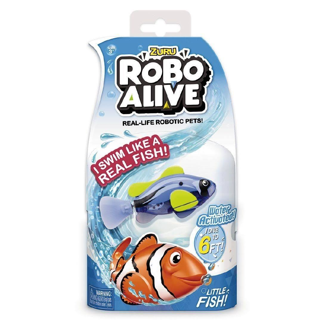 Zuru Robo Alive Robotic Pets - Assorted