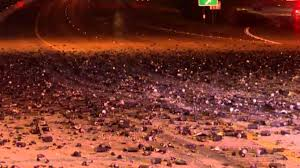 100 Truck Explosion WATCH Carrying Load Of Axe Body Spray Explodes News