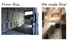 100 Vans Homes Make A Van A Home YouTube