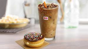 Dunkin Donuts Releases Smores Flavored Coffee Just In Time For