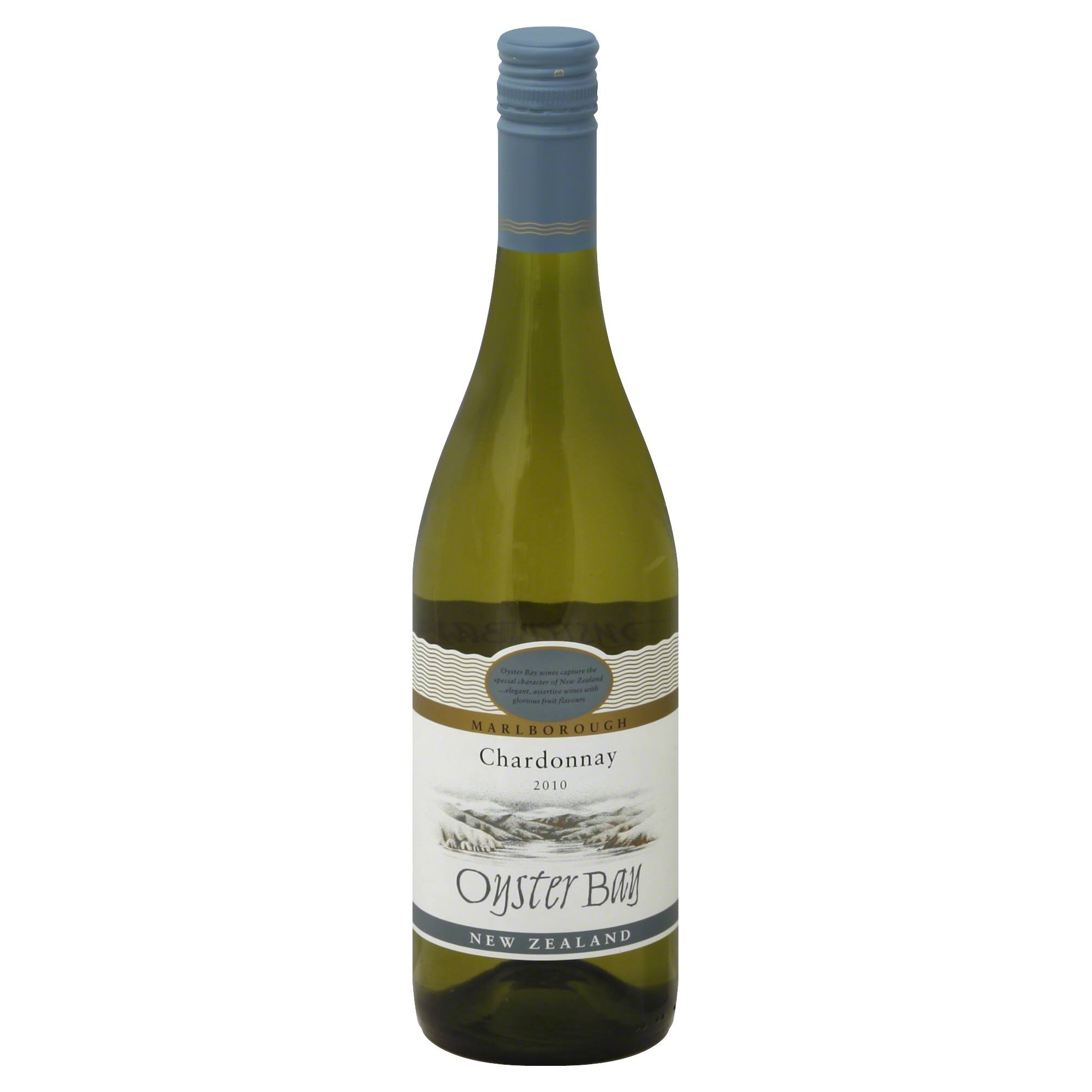 Oyster Bay Chardonnay - New Zealand, 2010
