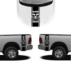Car Styling For 3X DODGE HOOD FENDER DECALS RAM HEMI 1500 2500 ... Dodge Ram Truck Fender Bars Hash Mark Racing Sport Stripes Decals 092018 Power Wagon Decal Hood Rear Side Strobes Product 2 Dodge Ram Power Wagon Truck Vinyl Stickers Window Sticker Chevy Bowtie Ford Jeep Car Amazoncom Sticker Compatible With Hemi Tribal Rt 1500 Hemi Bed Vinyl Decal Styling For 3x Hood Fender Decals 2500 Kryptek 4x4 Off Road Quarter Panel Cmyk Grafix Store Viper Srt10 Faded Rocker Stripe Tailgate Decal Mopar Trucks Stickers Dakota Truck Bed Side Decals Graphics Power