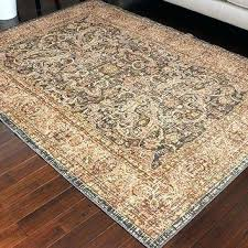Rustic Area Rugs Gray Oriental Throw