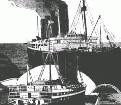 sinking of the lusitania newspaper and current periodical
