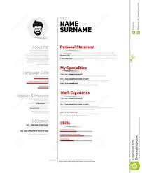 Cv-simple-bw Stock Illustration. Illustration Of Flat - 63233050 Cv Template For Word Simple Resume Format Amelie Williams Free Or Basic Templates Lucidpress By On Dribbble Mplates Land The Job With Our Free Resume Samples Sample For College 2019 Download Now Cvs Highschool Students With No Experience High 14 Easy To Customize Apply Job 70 Pdf Doc Psd Premium Standard And Pdf