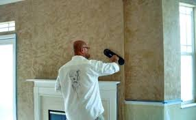 Best Wall Painting Techniques Dragging Stripes