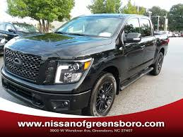2018 Nissan Titan SV For Sale | Greensboro NC | Used 2013 Dodge Charger For Sale Greensboro Nc New Truck Inventory Piedmont Ford Sales Dealership In Leonard Storage Buildings Sheds And Accsories 2018 Nissan Titan Sv Raleigh Dealer Knersville Cars About Volvo Trucks Usa Pin By Mark Bouchey On Accsories Pinterest Gmc Bill Black Chevy Jimmy Britt Chevrolet Buick Ga