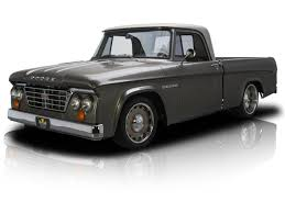 100 Carolina Classic Trucks 1965 Dodge D100 Pickup Truck For Sale Carscom CC924299