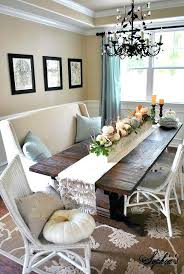 Dining Room Table Runners Modern