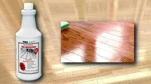 how to shine hardwood floors easy and inexpensive youtube