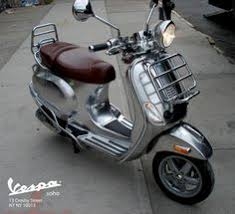 Vespa S 150 Chrome Kit