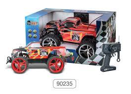 HST Mega Truck Off Road RC Remote Control MHz Car Vehicle USB ...
