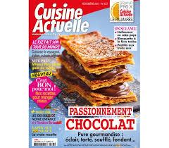 cuisine actuelle recette cuisine actuelle la revue de cuisine pour un quotidien gourmand