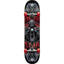 darkstar skateboard completes warehouse skateboards