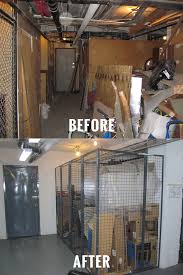 Is The Basement In Your Building A Cluttered Unorganized Disaster Let Us Clean Up Tenant Storage Lockers For Condos And Apartments