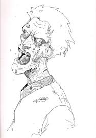 Lovely Zombie Coloring Pages 45 On Free Kids With