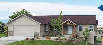 Manufactured Homes Montana W H A Home 8 The Metolius Cabin