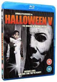 Who Played Michael Myers In Halloween 6 by Uk Halloween 5 The Revenge Of Michael Myers Blu Ray Review Hi