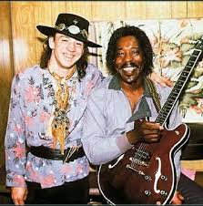 Stevie And Buddy Guy