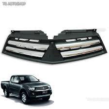 100 Grills For Trucks Front Grill Grille Chrome Replacement Mitsubishi Triton L200 Mn Ute