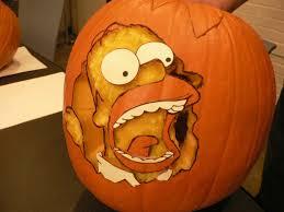 Pumpkin Carving Stencils 2015 by Simpson Pumpkin Carving Ideas Halloween Radio Site