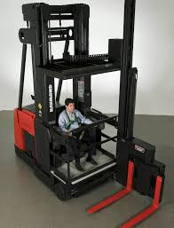 100 Turret Truck What Is The Minimum Amount Of Space Required To Safely Lift A Pallet
