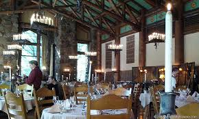 dinner at ahwahnee gaining life experience