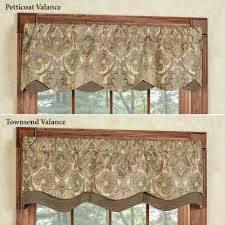 Valances Curtains For Living Room by Curtain Captivating Modern Window Valance For Beautiful Home