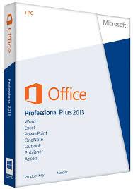 fice 2013 Professional Plus
