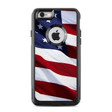 OtterBox muter iPhone 6 Case Skin Patriotic by Flags