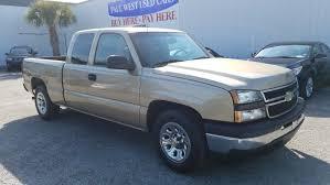 2007 Chevrolet Silverado Ext Cab Gainesville FL