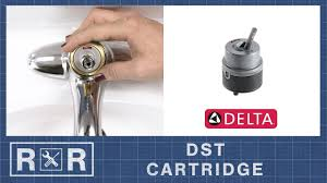 Delta 468 Sd Dst Aerator by Diamond Valve Cartridge Repair And Replace Single Handle Delta