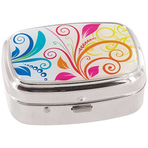 DDI Elite Pill Box with Light Case