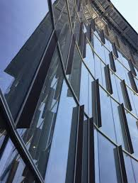 Ykk 750 Curtain Wall by Collaboration Required Glass Magazine