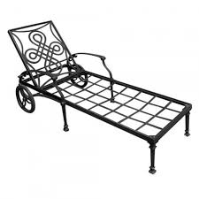 Outdoor Lounge Chairs Aluminum - Video And Photos ... Fniture Incredible Wrought Iron Chaise Lounge With Simple The Herve Collection All Welded Cast Alinum Double Landgrave Classics Woodard Outdoor Patio Porch Settee Exterior Cozy Wooden And Metal Material For Lowes Provance Summer China Nassau 3pc Set With End Nice Home Briarwood 400070 Cevedra Sheldon Walnut Cane Rolling Chair C 1876