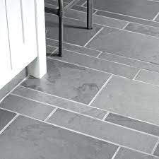 Slate Bathroom Grey Floor Tiles Ideas And Pictures Blue Black