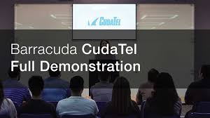CudaTel By Barracuda | Full Demo - YouTube
