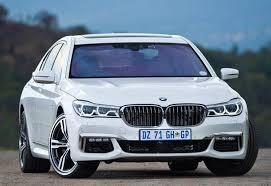 New BMW 7 Series in SA The ultimate luxury sedan