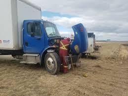 100 Help Truck Mobile Emergency Service Heavy Duty Roadside Service Alberta