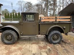 100 1963 Dodge Truck M37 1Ton Pickup Octane Film Cars