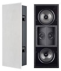 Sonance Ceiling Speakers Australia by Sonance Vp Cinema Sur1 In Wall Surround Rectangular Speaker Each