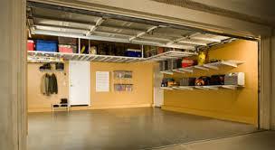 Overhead Garage Storage Racks P65 In Stunning Interior Home