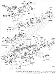 Ford Truck Part Numbers (Instrument Panel) - FORDification.net