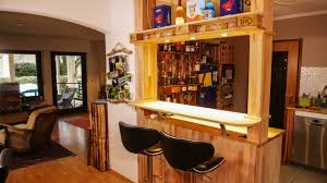 theke bar selber bauen made by myself