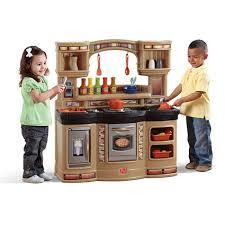 Step2 Kitchens U0026 Play Food by Modern Kitchen Fisher Price Plastic Play Kitchen Home Design