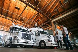 Self-driving Truck Hits The Road As Ohio Discusses Research | Samoa ... 2016 I75 Chrome Shop Custom Truck Show Big Rigs Pride And Polish Photos From Rig Vintage Racing At Anderson Motor Rig Trucks Parked Rest Area California Usa Stock Photo Trucks Bikes Beautiful Babes Youtube Semis Virgofleet Nationwide Big Head On Picture And Royalty Free Image New Trailer Skirt Improves Appearance Of Trucker Blog Traffic Update Needles Ca Us 95 Reopens After Jackknifed Big Nice Pictures Convoybrigtruckshow4 Convoybrigtruckshow2 Driver Dies Car Slams Into Truck In Chula Vista
