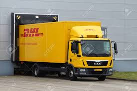 DHL Delivery Truck Stock Photo, Picture And Royalty Free Image ... Dhl Truck Editorial Stock Image Image Of Back Nobody 50192604 Scania Becoming Main Supplier To In Europe Group Diecast Alloy Metal Car Big Container Truck 150 Scale Express Service Fast 75399969 Truck Skin For Daf Xf105 130 Euro Simulator 2 Mods Delivery Dusk Photo Bigstock 164 Model Yellow Iveco Cargo Parked Yellow Delivery Shipping Side Angle Frankfurt